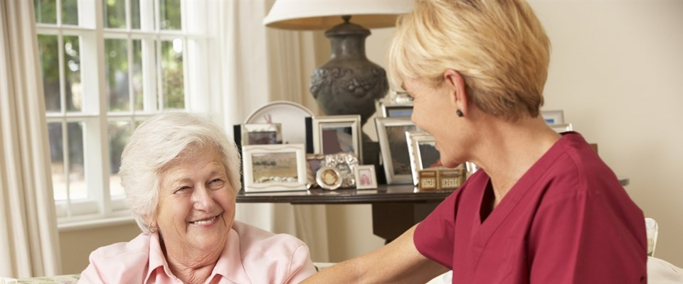 Senior's want to remain at home